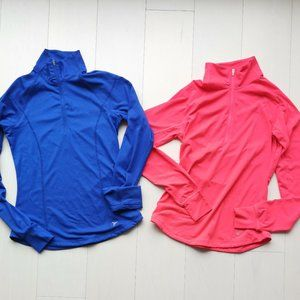 Bundle 2 Old navy active training long sleeve tops